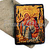 Деревянная икона святой Илья, 17х23 см (814-2063), фото 2