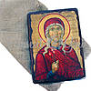 Деревянная икона святая Ева, 17х23 см (814-2073), фото 2