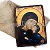 Деревянная икона святая Анна, 17х23 см (814-2059), фото 2
