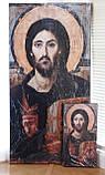Икона Синайский Спас (малая 100 х 210 мм), фото 3