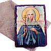 Деревянная икона святая Анастасия, 17х23 см (814-2085, фото 2