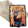 Деревянная икона Всецарица, 17х23 см (814-2079), фото 2