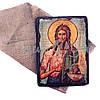 Деревянная икона Иоанн Предтеча, 17х23 см (814-2082), фото 2