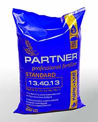 Комплексное удобрение Партнер / Partner стандарт (NPK 13.40.13 + ME), 25 кг.