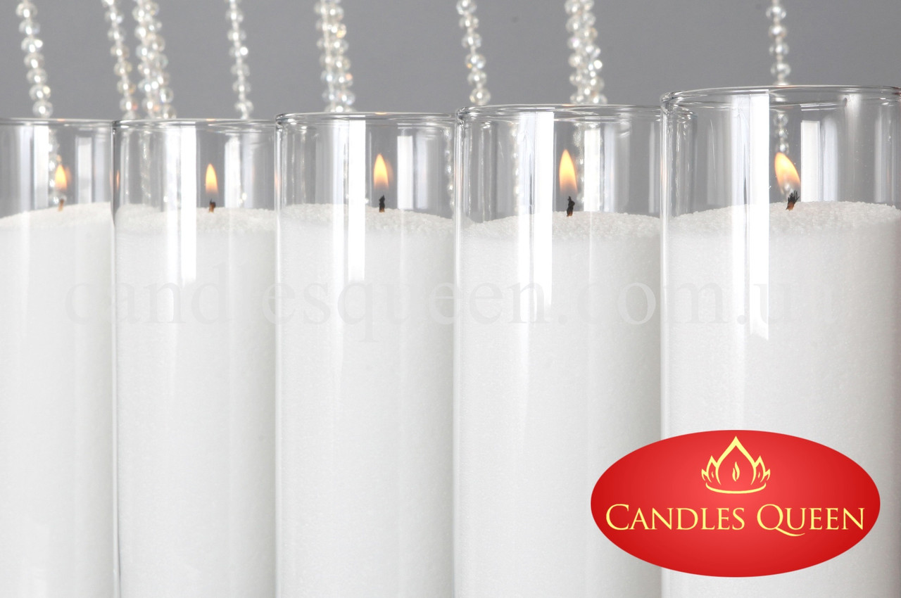 Стеарин в гранулах белый для насыпных свечей и литых 500 г