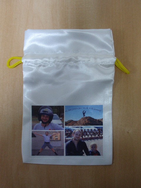 Мешочки для пазлов формата А3