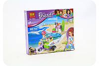 Конструктор «Friends» - Пляжный скутер Мии
