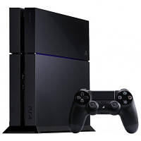 Стационарная игровая приставка Sony PlayStation 4 (PS4) 500GB