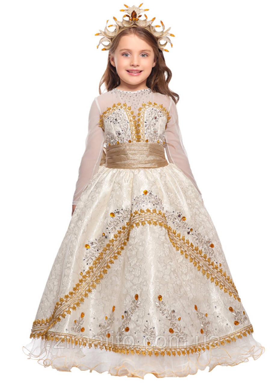Принцесса Мария карнавальный костюм детский