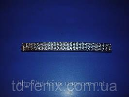 Мебельная ручка Hasir 128 kod/2074 хром,сатин