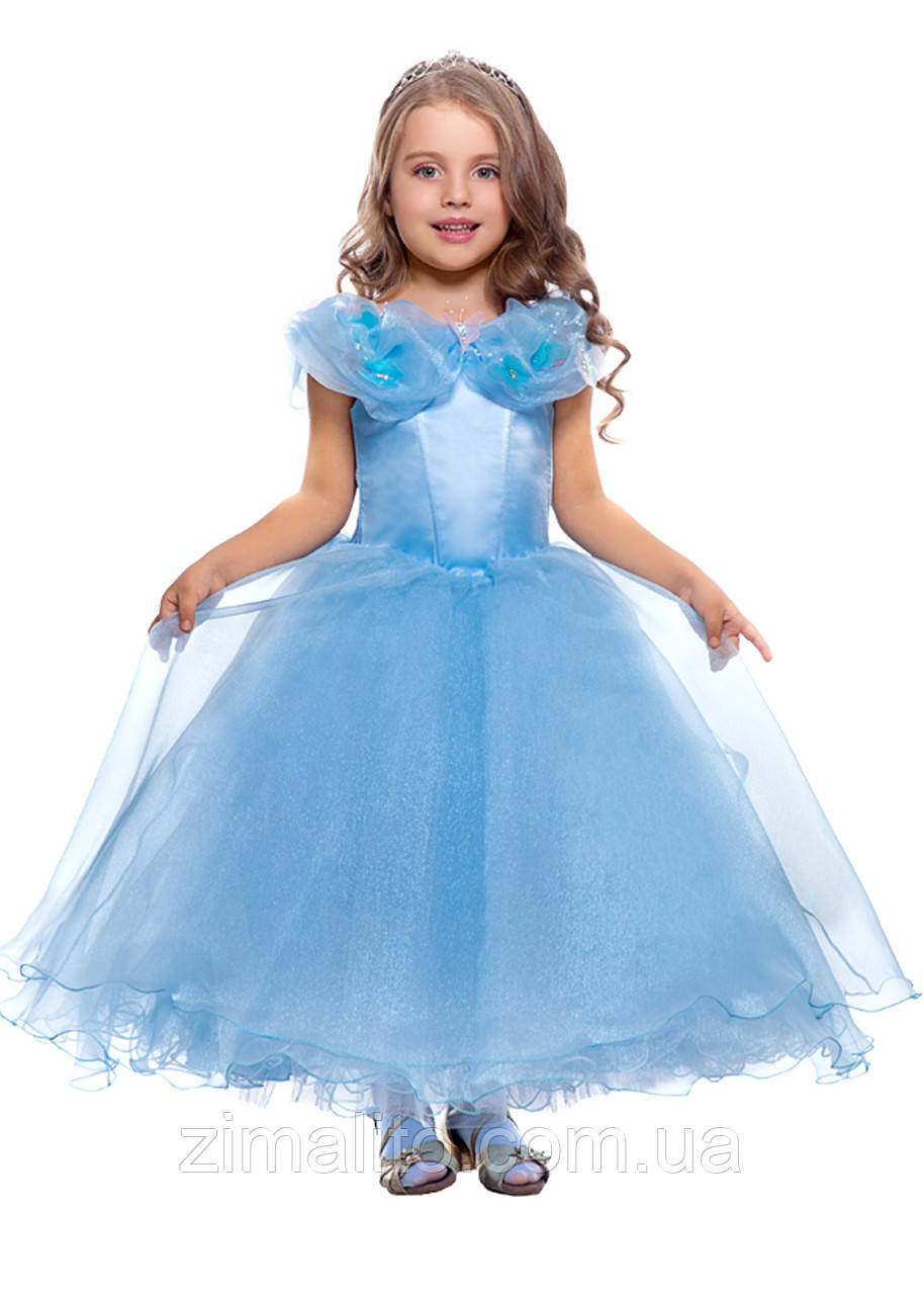 Золушка карнавальный костюм детский