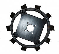 Грунтозацепы для МОТО/Бензо/- Культиваторов ( 450мм с полуосями под шестигранник)