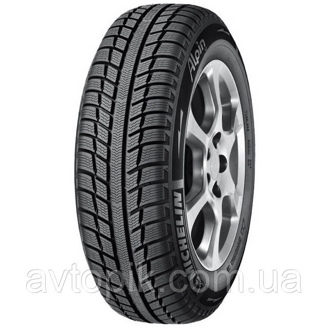 Зимние шины Michelin Alpin A3 185/65 R14 86T