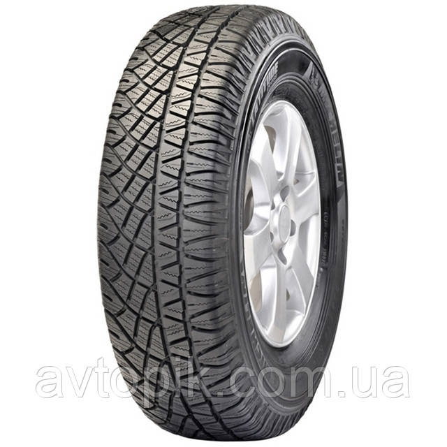 Летние шины Michelin Latitude Cross 255/70 R15 108H