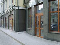 Облицовка фасадов зданий и входных групп