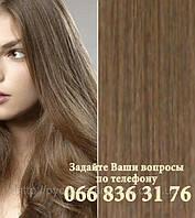 Натуральные волосы на заколочках