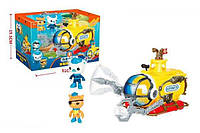 Детский набор Октонавты с подводной лодкой