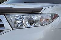 """Toyota Highlander - замена галогенных линз на биксеноновые Hella NEW Original 3.0"""" D2S"""