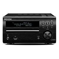 CD-ресивер Denon RCD-M40 Black