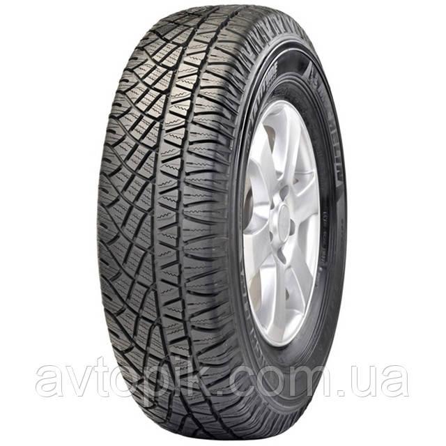 Летние шины Michelin Latitude Cross 265/65 R17 112H