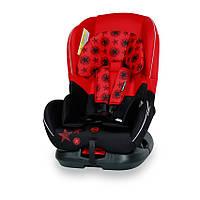 Автокресло CONCORD 0-18 KG BLACK&RED STARS