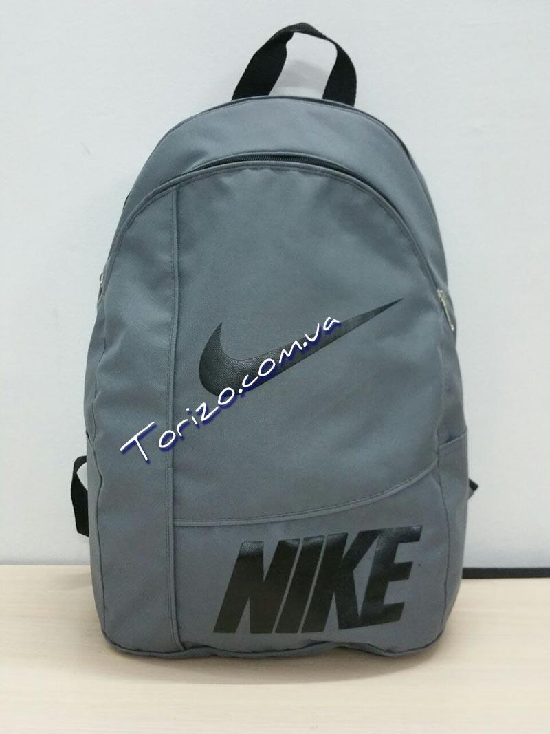 Рюкзак спортивный городской серый