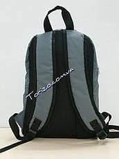 Рюкзак спортивный городской серый, фото 2