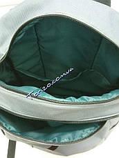 Рюкзак спортивный городской серый, фото 3