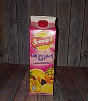 Натуральный сок sonniger Multivitamin