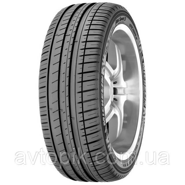 Летние шины Michelin Pilot Sport 3 225/45 R18 91V