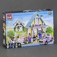 """BRICK 1129 """"Свадебная Церемония"""" (12) 613 дет, в коробке"""