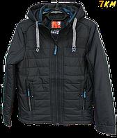 Мужские демисезонные классические куртки MANS MODERN MALL 46-56, 6 шт