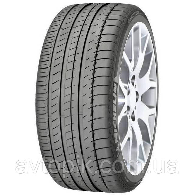 Летние шины Michelin Latitude Sport 225/60 R18 100H