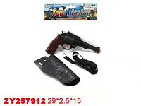 Пистолет HH604-12 трещетка в кобуре кул.29*2,5*15 ш.к./504/ HH604-12