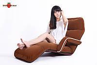Складное кресло-кровать с подлокотниками, кресло-трансформер.