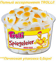 Желейные конфеты Яичница Spiegeleier  Trolli 1200гр. 150шт.
