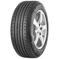 Летние шины Continental ContiEcoContact 5 185/60 R15 84T