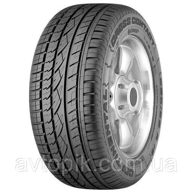 Летние шины Continental ContiCrossContact UHP 235/50 R19 99V M0