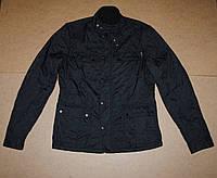 Barbour стеганая куртка из новых, на флисе