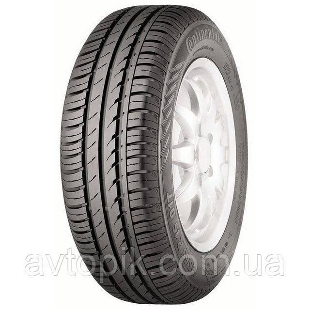 Летние шины Continental ContiEcoContact 3 185/65 R14 86T