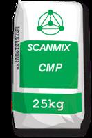 Штукатурка машинная цементная-известковая  Сканмикс ЦМП / Scanmix CMP (уп.25 кг)