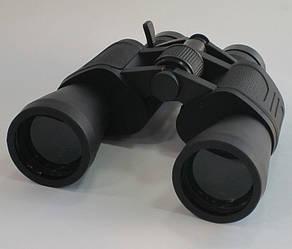 Бинокль 10-50х50 Tactics черный