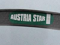 Коса ручная «Австрийская  звезда»  80 см. Сделана в Австрии, фото 1