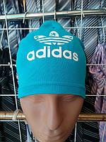 Детская трикотажная шапка ADIDAS