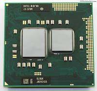 Процессор Intel Core i3-370M Socket G1 (rPGA988A) для ноутбука