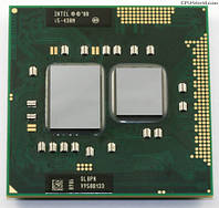 Процессор Intel Core i5-430M Socket G1 (rPGA988A) для ноутбука