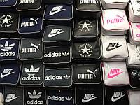 Сумки планшеты на плечо(adidas.nike.puma.converse)