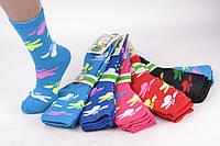 Носки женские махровые BAMBOO  (YDJ73) | 12 пар