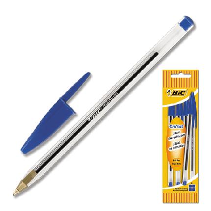 """Ручка кулькова BIC """"Cristal"""", фото 2"""