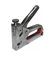 Степлер ручной Бригадир Professional 4-14мм +400 скоб (67375-000)